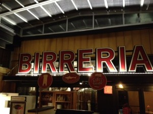 Beer Review Birreria