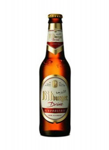 Bitburger Non Alcoholic Beer Review