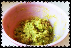 Cooking with Beer Guacamole