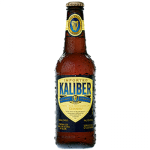 kaliber non alcoholic beer review